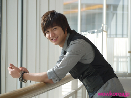 Entrevista a Lee Min Ho en Wow!Korea.