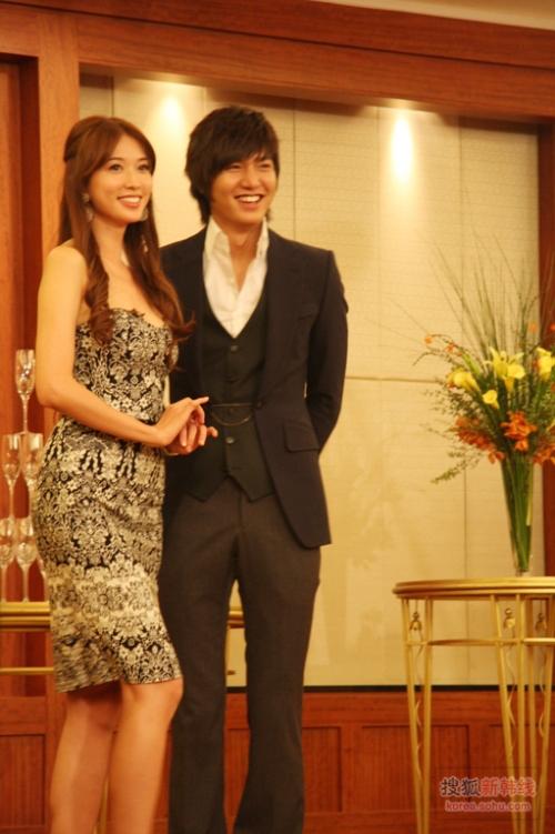 Mino & Lin Zhi Ling