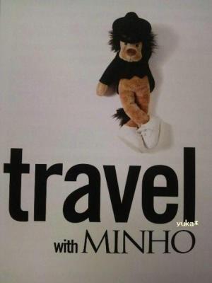 Travel with MinHo