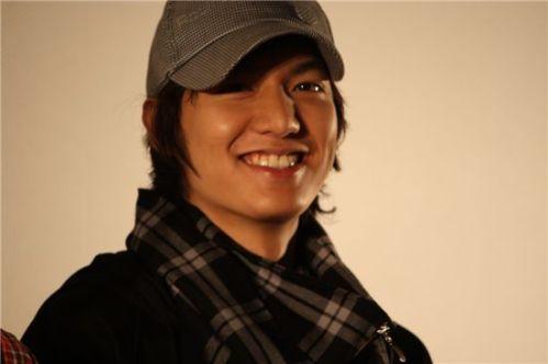 El actor coreano lee min ho starhaus entertainment